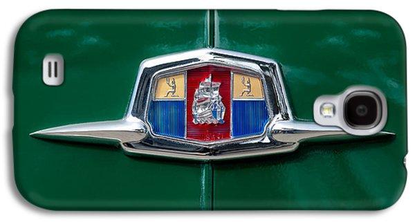 1951 Plymouth Suburban Emblem Galaxy S4 Case