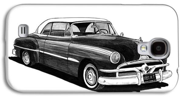 1951 Pontiac Hard Top Galaxy S4 Case by Jack Pumphrey