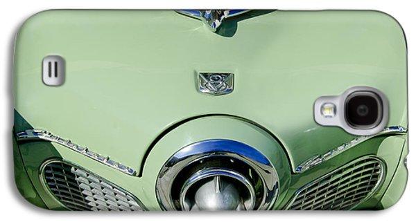 1951 Studebaker Commander Hood Ornament 2 Galaxy S4 Case by Jill Reger