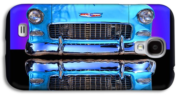 1955 Chevy Bel Air Galaxy S4 Case
