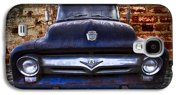 1956 Ford V8 Galaxy S4 Case