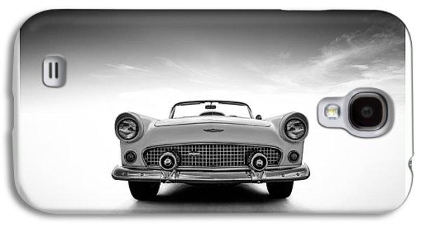 Car Galaxy S4 Case - 1956 Thunderbird by Douglas Pittman