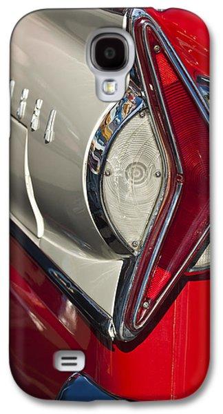 1958 Edsel Wagon Tail Light Galaxy S4 Case by Jill Reger