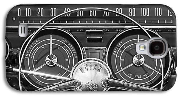1959 Buick Lasabre Steering Wheel Galaxy S4 Case by Jill Reger