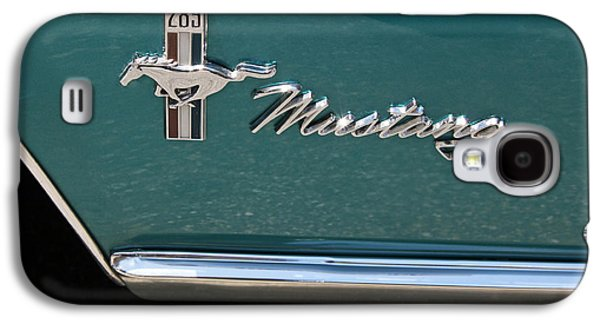 1960 Mustang  Galaxy S4 Case by Suzanne Gaff