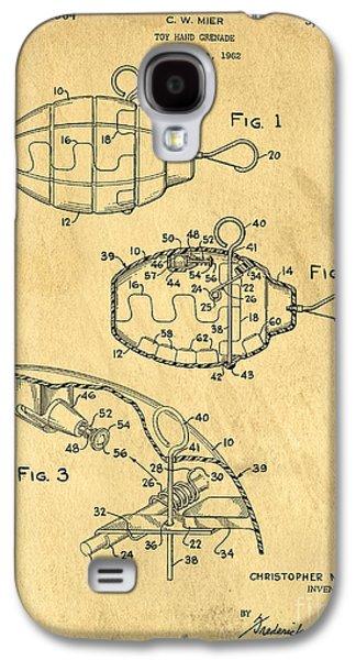 1960s Toy Hand Grenade Galaxy S4 Case