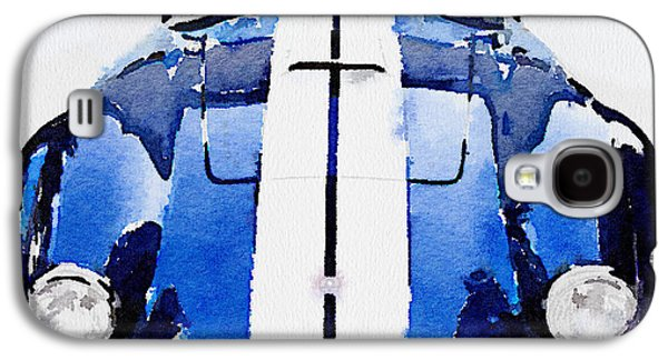 Cobra Galaxy S4 Case - 1962 Ac Cobra Shelby Watercolor by Naxart Studio