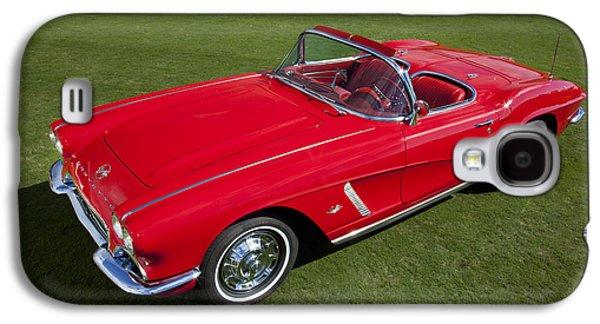 1962 Corvette Galaxy S4 Case by Robert Jensen