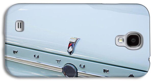 1963 Ford Falcon Futura Convertible  Rear Emblem Galaxy S4 Case