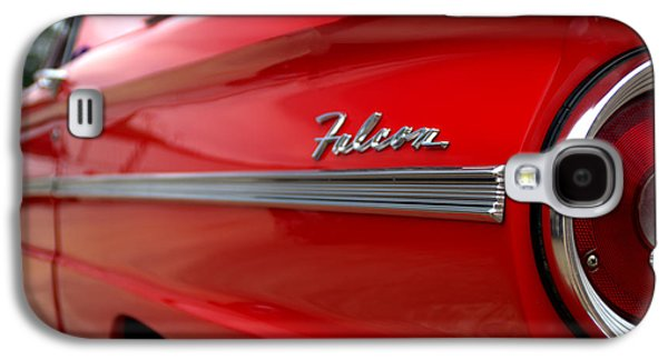 1963 Ford Falcon Name Plate Galaxy S4 Case