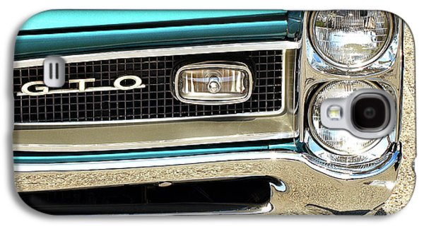 1966 Pontiac Gto Galaxy S4 Case