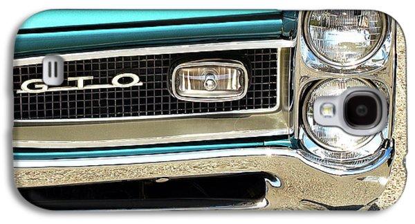 1966 Pontiac Gto Galaxy S4 Case