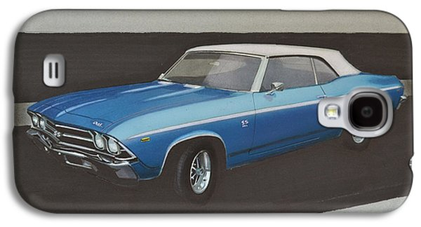 1969 Chevelle Galaxy S4 Case by Paul Kuras