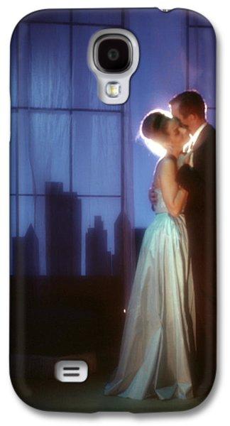 1970s Couple In Formal Attire Dancing Galaxy S4 Case
