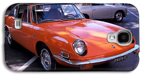 1971 Fiat 850 Spider By Bertone Galaxy S4 Case