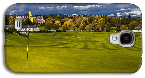 Prints For Sale Kings Golf Course Gleneagles Galaxy S4 Case