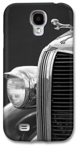 1938 Dodge Ram Grille - Hood Ornament Galaxy S4 Case by Jill Reger