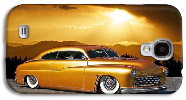 1950 Custom Mercury Galaxy S4 Case