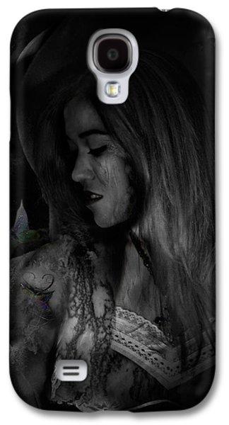 a Thousand words Galaxy S4 Case by David Fox