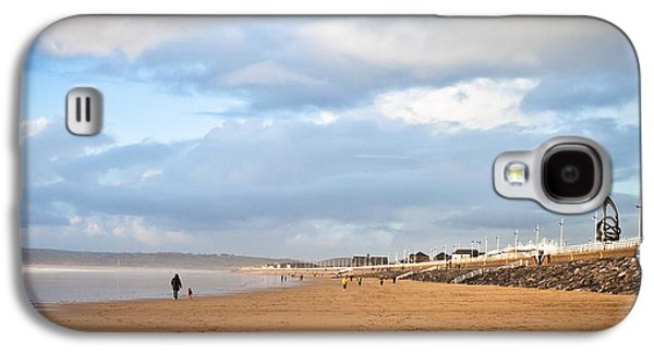 Aberafan Beach Galaxy S4 Case