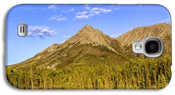 Alaska Mountains Galaxy S4 Case by Chad Dutson