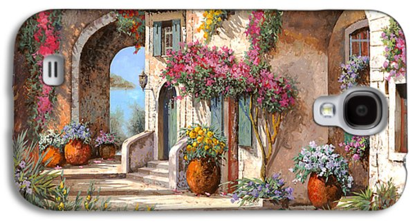 Archi E Fiori Galaxy S4 Case by Guido Borelli