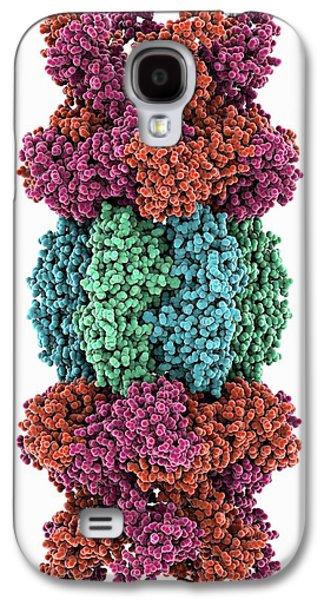 Atp-dependent Protease Molecule Galaxy S4 Case