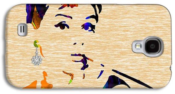 Audrey Hepburn Collection Galaxy S4 Case