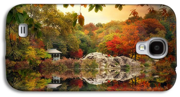 Autumn At Hernshead Galaxy S4 Case