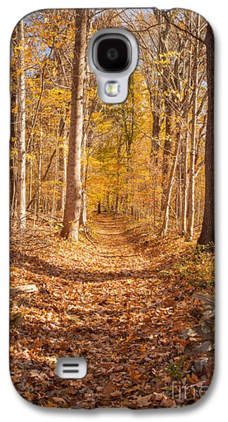 Autumn Trail Galaxy S4 Case by Brian Jannsen