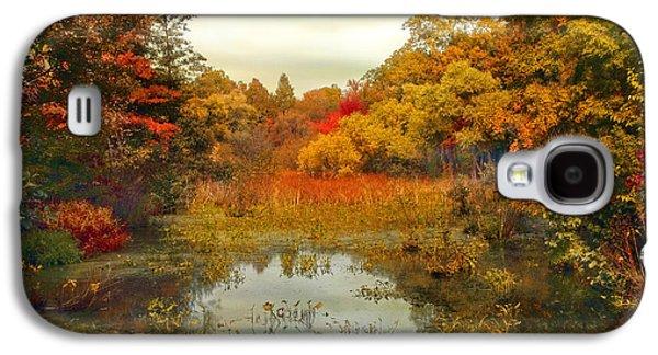 Autumn Wetlands Galaxy S4 Case