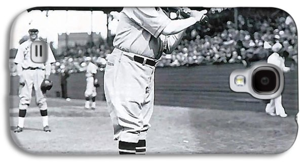 Babe Ruth Galaxy S4 Case