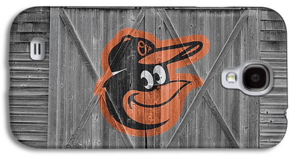 Baltimore Orioles Galaxy S4 Case