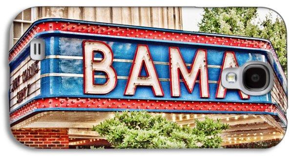 Bama Galaxy S4 Case by Scott Pellegrin