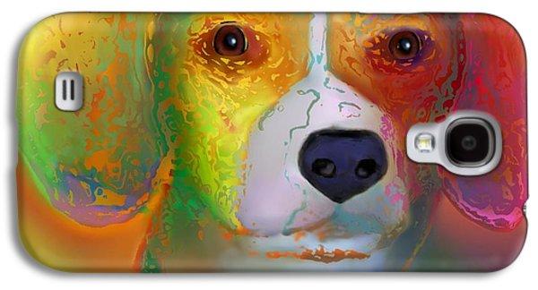 Beagle Galaxy S4 Case