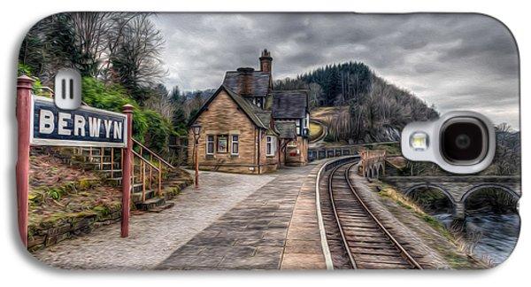 Berwyn Railway Station Galaxy S4 Case