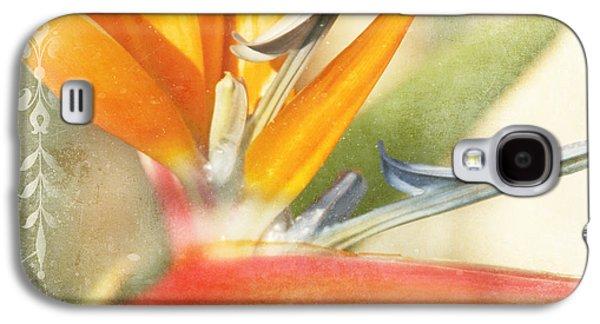 Bird Of Paradise - Strelitzea Reginae - Tropical Flowers Of Hawaii Galaxy S4 Case