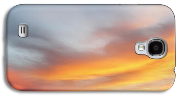 Bright Sky Galaxy S4 Case by Les Cunliffe