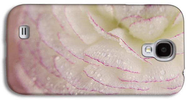 Buttercup Flower With Dew Galaxy S4 Case by Nailia Schwarz