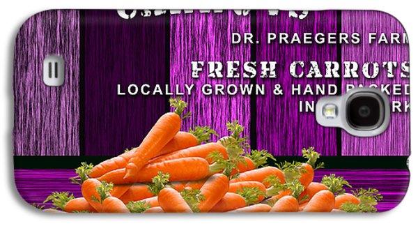 Carrot Farm Galaxy S4 Case by Marvin Blaine