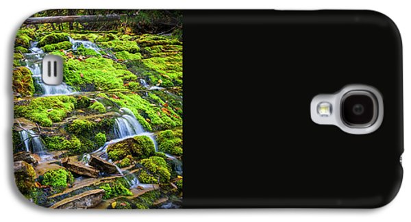 Cascading Waterfall Galaxy S4 Case