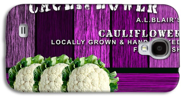 Cauliflower Farm Galaxy S4 Case