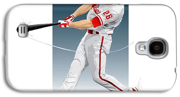 Chase Utley Galaxy S4 Case