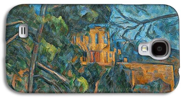 Loose Style Galaxy S4 Case - Chateau Noir by Paul Cezanne
