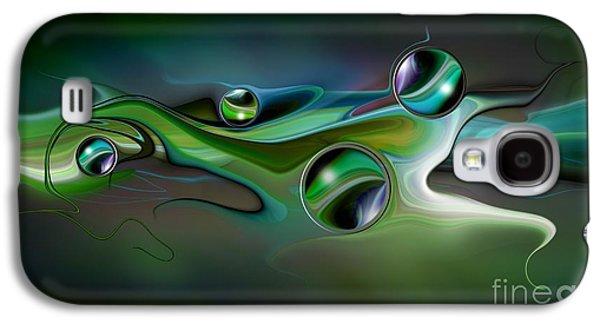 composition XIV Galaxy S4 Case