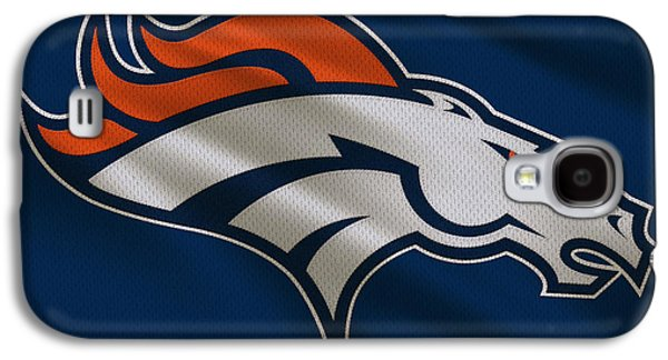 Denver Broncos Uniform Galaxy S4 Case