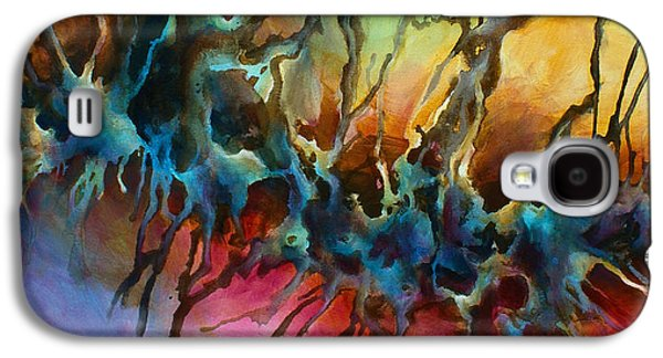 'design 3' Galaxy S4 Case by Michael Lang
