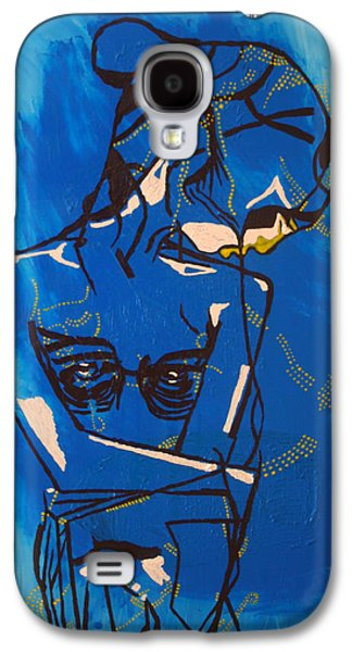 Dinka Painted Lady - South Sudan Galaxy S4 Case by Gloria Ssali