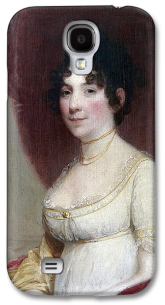 Dolley Payne Todd Madison (1768-1849) Galaxy S4 Case by Granger