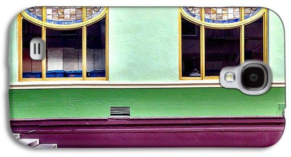 Double Window Galaxy S4 Case by Julie Gebhardt